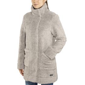 Bergans Oslo Wool LooseFit Jacket Women Grey Mel